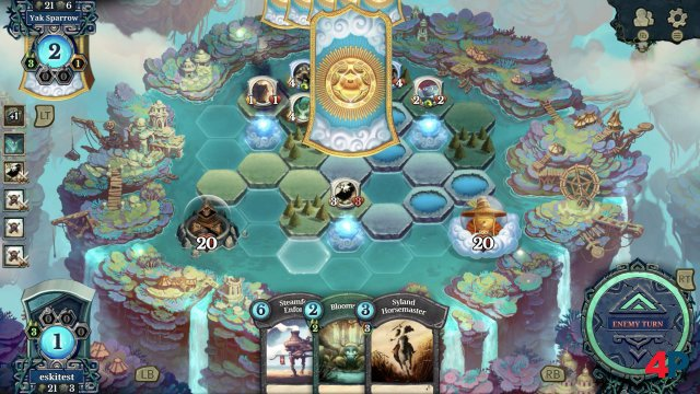 Screenshot - Faeria (One)