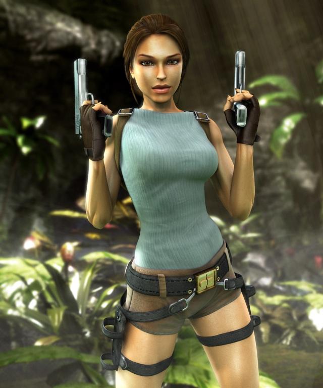 Lara Croft <br><br> Lara Croft ist aufgrund ihres hohen Bekanntheitsgrades quasi das Vorzeigebeispiel dafür, dass es auch Frauen in der virtuellen Welt weit bringen können. Zwar hat die Archäologin qualitativ eine Achterbahnfahrt hingelegt und steht mittlerweile mehr im Schatten ihres werten Kollegen Nathan Drake, doch ist immer wieder mit einem überzeugenden Comeback zu rechnen. 2146973