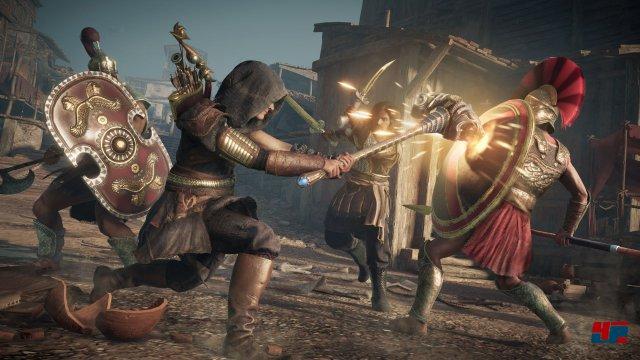 Screenshot - Assassin's Creed Odyssey: Das Vermächtnis der ersten Klinge (PC)