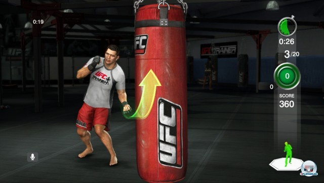 Screenshot - UFC Personal Trainer - The Ultimate Fitness System (360) 2233408