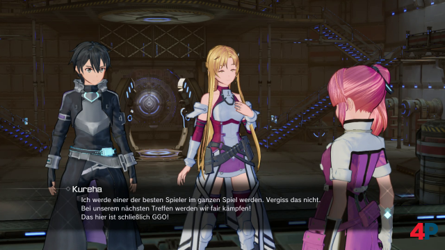Screenshot - Sword Art Online: Fatal Bullet (Switch) 92593801