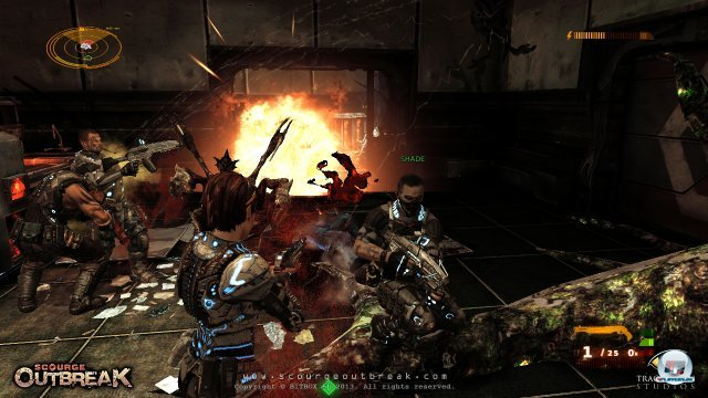 Screenshot - Scourge: Outbreak (360) 92465140