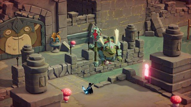Screenshot - Death's Door (XboxSeriesX) 92646507