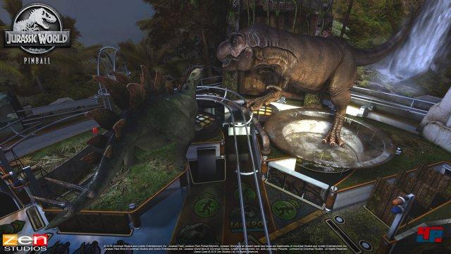 Screenshot - Jurassic World Pinball (PC) 92560042