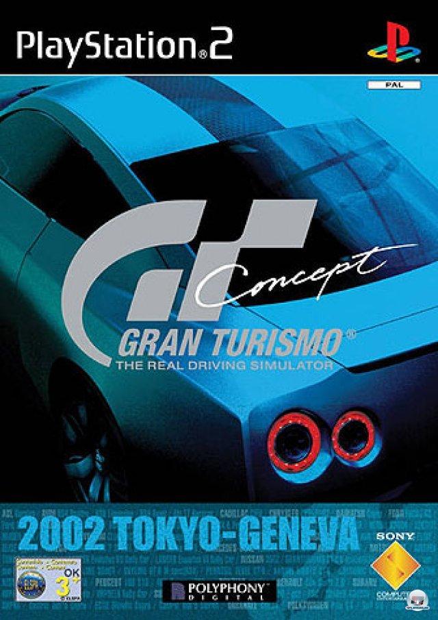 <b>Gran Turismo Concept (2002, PlayStation 2) </b><br><br> Im Jahr 2002 - also lange vor der heutigen DLC-Praxis - begann Sony damit, kleinere Serienteile häppchenweise zu verkaufen. Den Anfang machte Gran Turismo Concept. Hierzulande erschien lediglich die Version