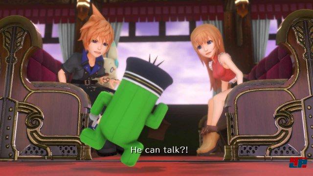 Screenshot - World of Final Fantasy (PlayStation4) 92514107