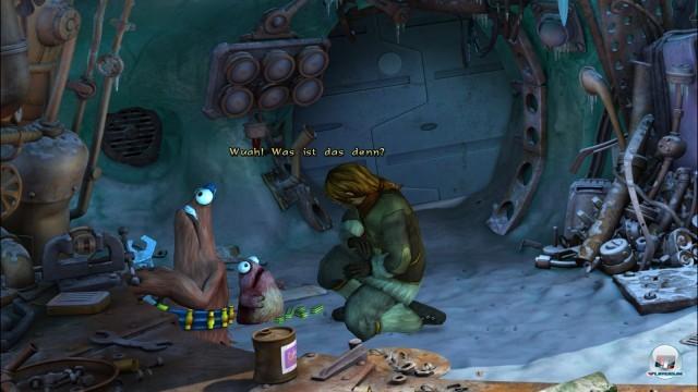 Screenshot - The Book of Unwritten Tales: Die Vieh Chroniken (PC) 2238758