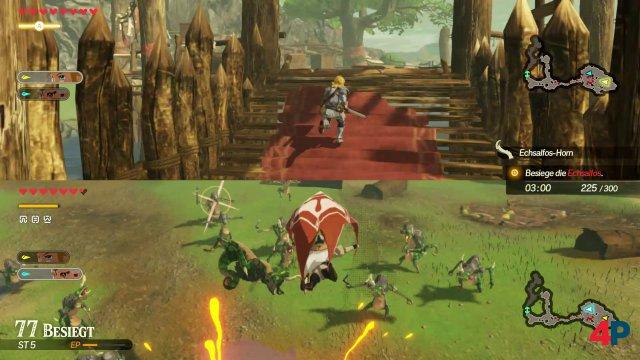 Screenshot - Hyrule Warriors: Zeit der Verheerung (Switch) 92629186