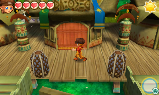 Screenshot - Story of Seasons: Trio of Towns (3DS) 92554158