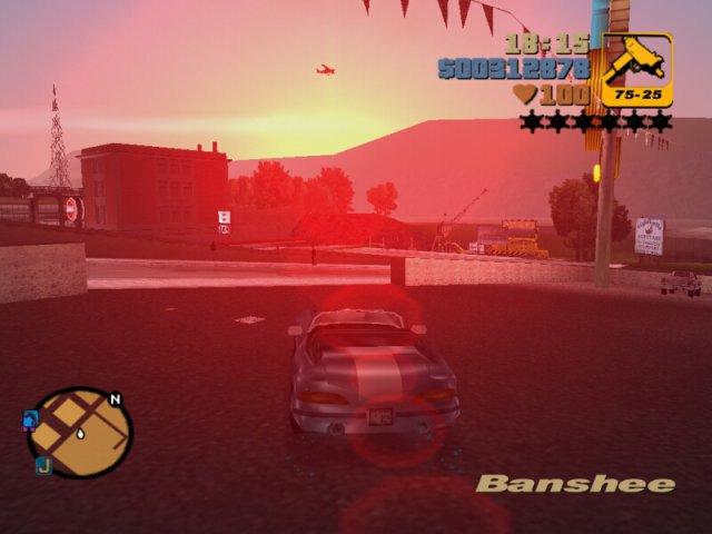 Criterions RenderWare-Engine wurde von Rockstar Games u.a. für Bully und die GTA-Spiele (hier GTA 3).