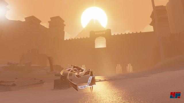 Screenshot - Journey (PlayStation4) 92510145