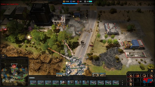 Screenshot - Act of Aggression (PC) 92512999