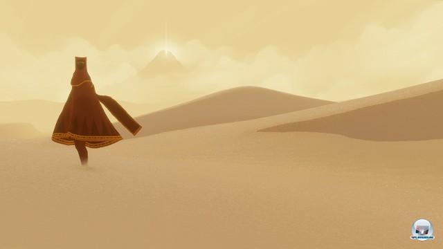 Screenshot - Journey (PlayStation3) 2227538