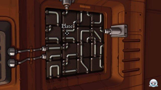 Ab und trifft Bwana auf diverse Schieberätsel, welche er meist auf reichlich unkonventionelle Weise löst.
