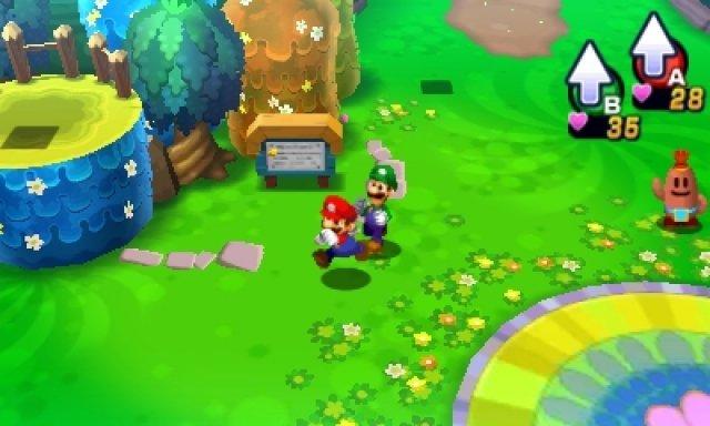 Screenshot - Mario & Luigi: Dream Team Bros. (3DS) 92462432