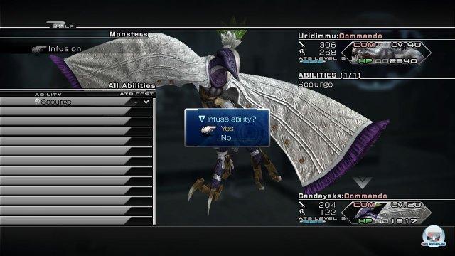 Screenshot - Final Fantasy XIII-2 (PlayStation3) 2288417