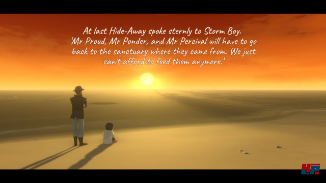 Screenshot - Storm Boy: The Game (Mac)
