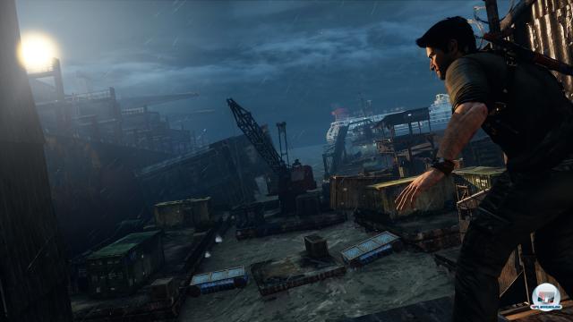 Screenshot - Uncharted 3: Drake's Deception (PlayStation3)