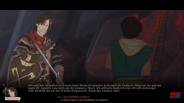 Screenshot - Ash of Gods: Redemption (PC) 92562271