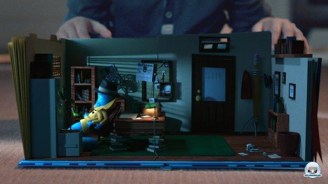 Screenshot - Wonderbook: Diggs Nightcrawler (PlayStation3)