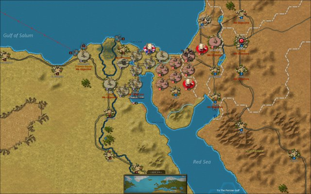 Screenshot - Strategic Command: World War 1 (PC)