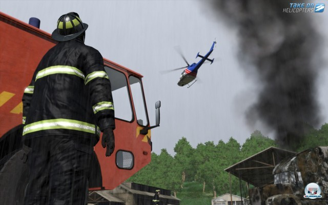 Screenshot - Take On Helicopters (PC) 2232429