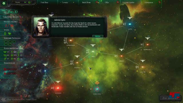 Screenshot - Battlefleet Gothic: Armada (PC) 92525706