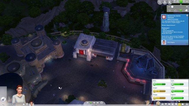 Screenshot - Die Sims 4 Star Wars: Reise nach Batuu-Gameplay-Pack (PC) 92624181
