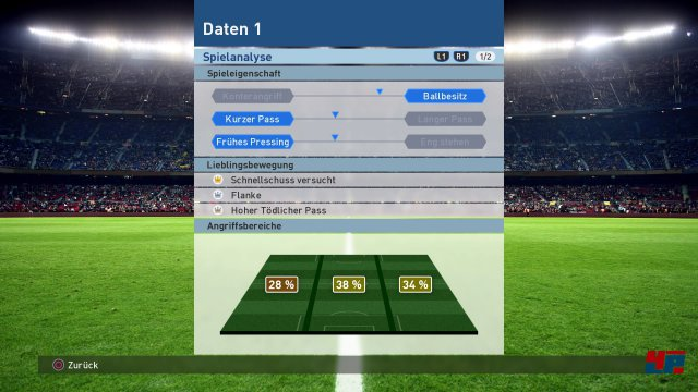 Screenshot - Pro Evolution Soccer 2017 (PS4) 92533256