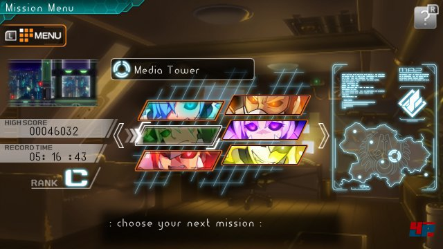 Screenshot - Azure Striker Gunvolt (Switch)