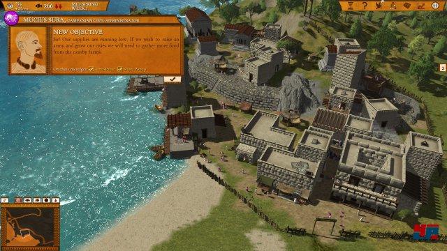 Screenshot - Hegemony 3: Clash of the Ancients (PC)
