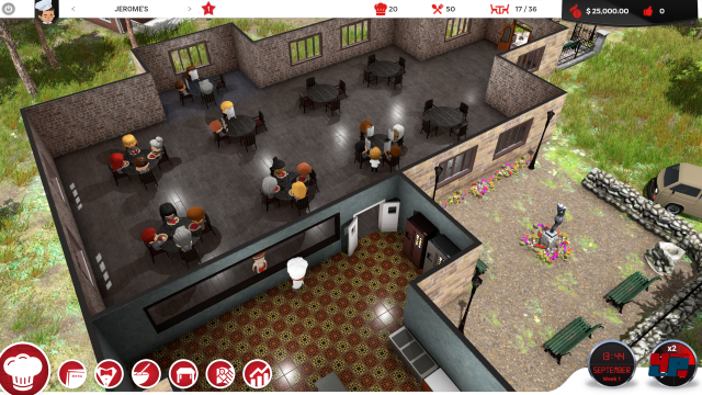 Screenshot - Chef - A Restaurant Tycoon Game (PC) 92570589