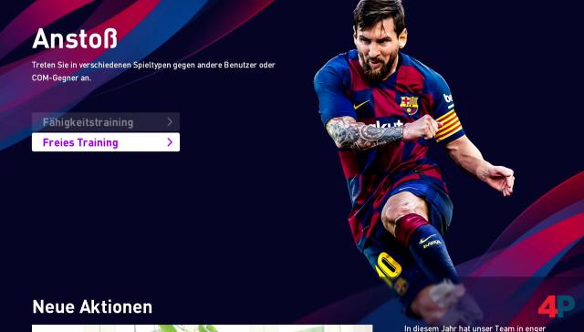 Screenshot - eFootball PES 2020 (PS4) 92596430