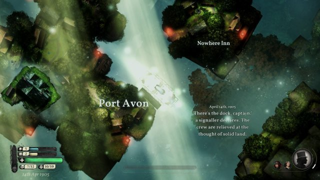 Screenshot - Sunless Skies (Switch)