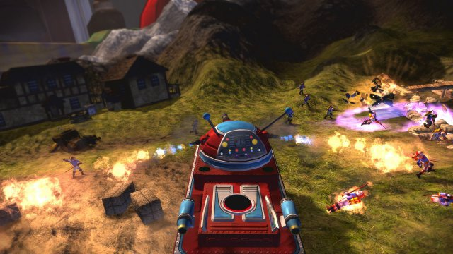 Screenshot - Toy Soldiers HD (PC, PS4, Switch, One)