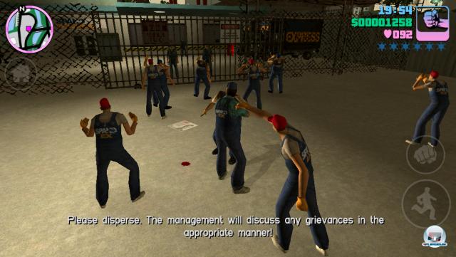 Screenshot - Grand Theft Auto: Vice City (iPhone) 92430622