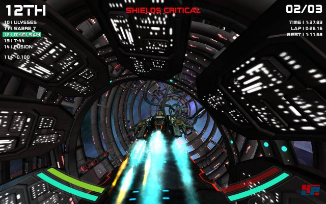 Screenshot - Radial G (PC)