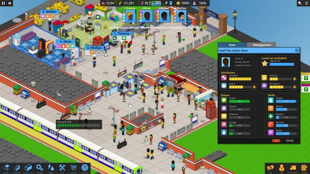 Screenshot - Overcrowd: A Commute 'Em Up (PC) 92625933