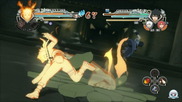Screenshot - Naruto Shippuden: Ultimate Ninja Storm Generations (PlayStation3) 2314902