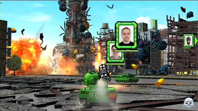 Screenshot - Tank! Tank! Tank! (Wii_U) 92425097
