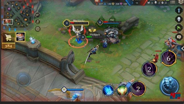 Screenshot - Arena of Valor (Switch)