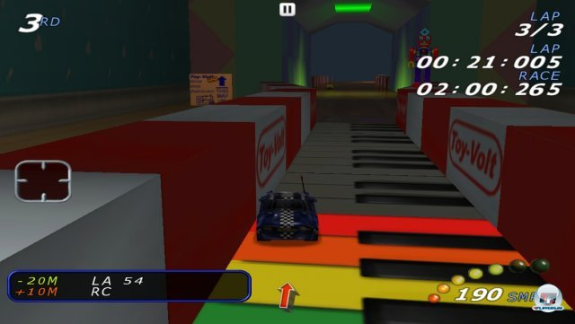 Screenshot - Re-Volt Classic (iPhone) 92411202