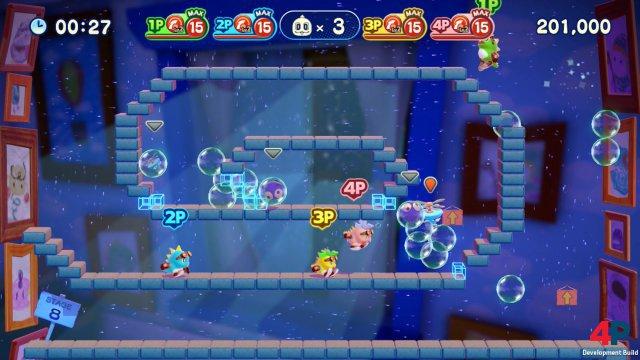 Screenshot - Bubble Bobble 4 Friends (Switch) 92600791