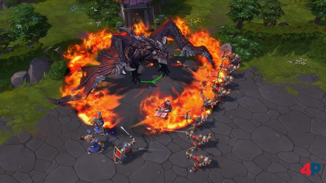Screenshot - Heroes of the Storm (Mac)