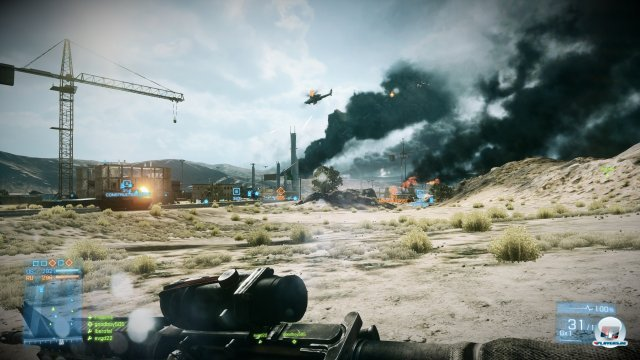Screenshot - Battlefield 3 (PC) 2283022