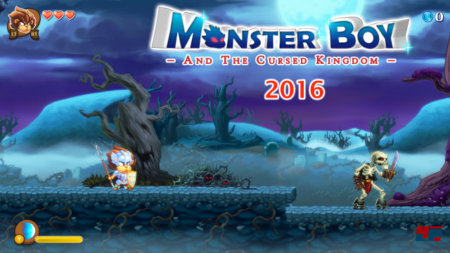 Screenshot - Monster Boy and the Cursed Kingdom (PC) 92517972