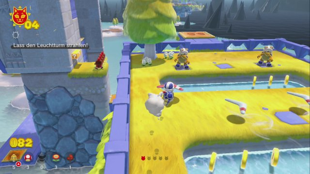 Screenshot - Super Mario 3D World   Bowser's Fury (Switch) 92634386