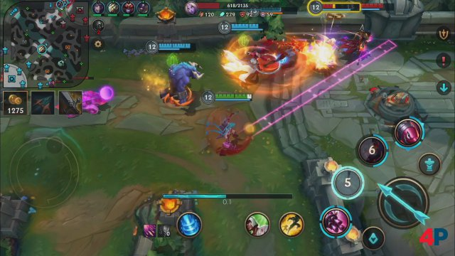 Screenshot - League of Legends: Wild Rift (Android)