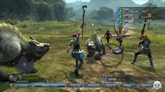 Screenshot - White Knight Chronicles II (PlayStation3) 2226929