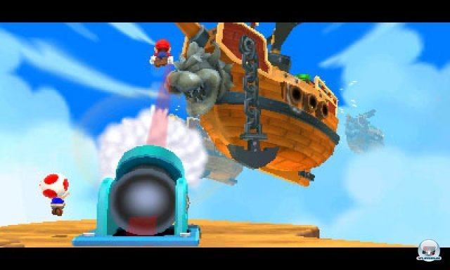 Screenshot - Super Mario 3D Land (3DS) 2280227
